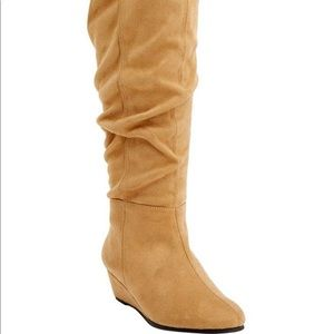 The Tamara Wife Calf Boot by Comfortview